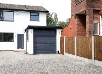 Thumbnail 3 bed semi-detached house for sale in The Precinct, Castle Street, Edgeley, Stockport