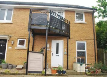 Thumbnail 1 bed terraced house for sale in Toad Hall Crescent, Chattenden, Rochester