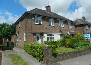 Thumbnail 2 bed semi-detached house for sale in Devon Road, Wednesbury