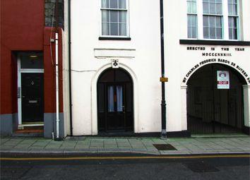 Thumbnail Studio for sale in 11 De Rutzen, Market Street, Narberth, Pembrokeshire