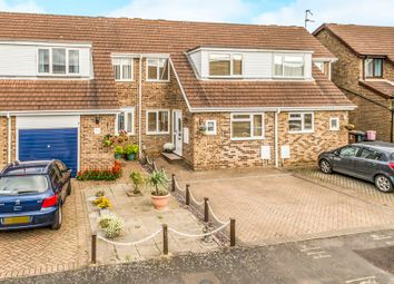 Thumbnail 3 bed terraced house for sale in Haddon Close, Stevenage