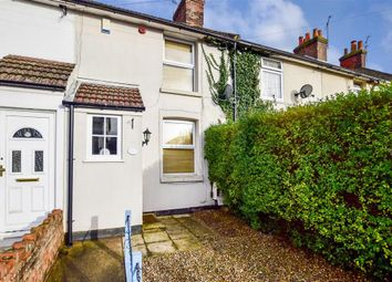 Thumbnail 2 bed terraced house for sale in Cudworth Road, South Willesborough, Ashford, Kent