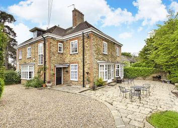 Thumbnail 4 bed property for sale in The Ridgeway, Cuffley, Herts