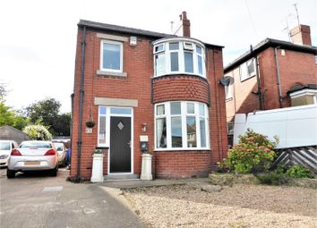 Thumbnail 4 bed detached house for sale in Greengate Lane, Sheffield