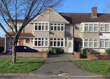 Thumbnail 3 bedroom terraced house to rent in Sherwood Park Avenue, Sidcup