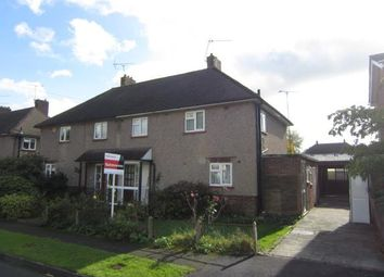 Thumbnail 3 bed semi-detached house for sale in Pilgrims Hatch, Brentwood, Essex