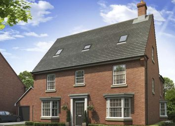 """Thumbnail 5 bed link-detached house for sale in """"Lancaster"""" at Rossway Drive, Bushey"""