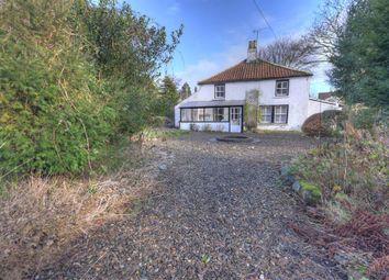 Thumbnail 3 bed cottage for sale in Butlers Lane, Flamborough, Bridlington