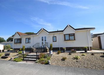 Thumbnail 2 bed mobile/park home for sale in Saunders Mews, Barnstaple Street, Winkleigh