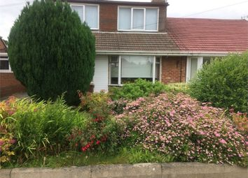 Thumbnail 4 bed semi-detached bungalow for sale in Rayleigh Drive, Wideopen, Newcastle Upon Tyne, Tyne And Wear