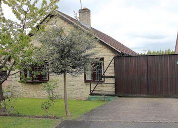 Thumbnail 3 bed detached bungalow for sale in Warren Close, Huthwaite, Sutton-In-Ashfield