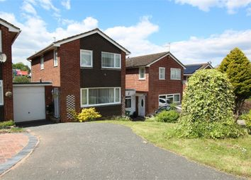 Thumbnail 3 bed detached house for sale in Azalea Close, Cardiff
