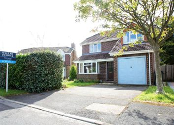 4 bed detached house for sale in Linden Close, Waltham Chase, Southampton SO32