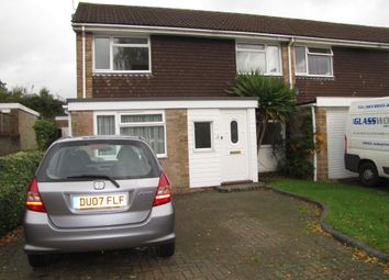Thumbnail 3 bed terraced house for sale in Ashley Gardens, Waltham Chase