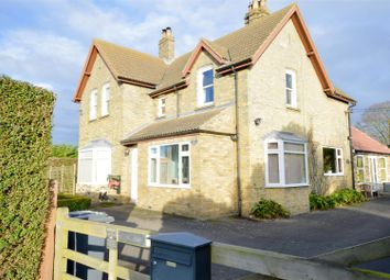 Thumbnail 4 bed detached house for sale in Bell Drove, Thorney, Peterborough