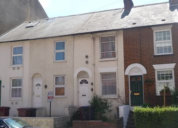Thumbnail 2 bed terraced house to rent in Queens Road, Reading