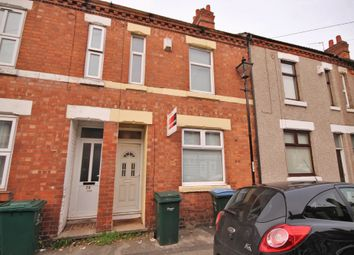 Thumbnail 4 bed terraced house for sale in Waveley Road, Coventry