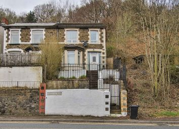Thumbnail 2 bedroom semi-detached house for sale in Aberbeeg Road, Aberbeeg, Abertillery