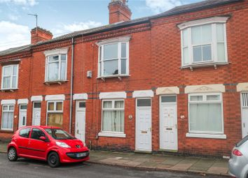 Thumbnail 2 bed terraced house for sale in Hobson Road, Leicester
