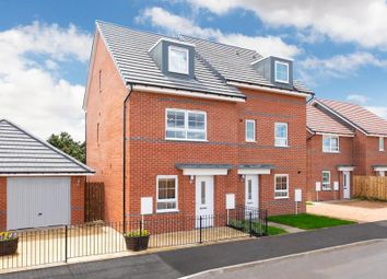 """Thumbnail 4 bed semi-detached house for sale in """"Kingsville"""" at Norton Road, Norton, Stockton-On-Tees"""