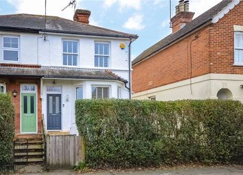 Thumbnail 2 bed semi-detached house for sale in The Street, Tongham, Farnham