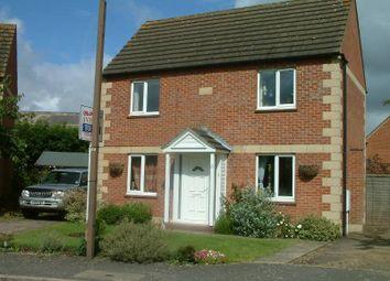 Thumbnail 3 bed detached house to rent in Aldrich Drive, Willen, Milton Keynes