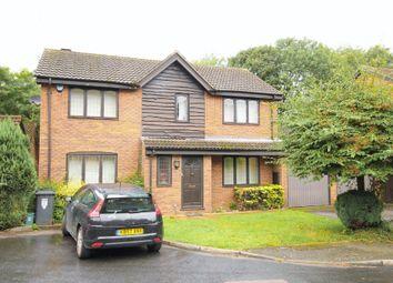Thumbnail 4 bed detached house to rent in Hunters Oak, Hemel Hempstead