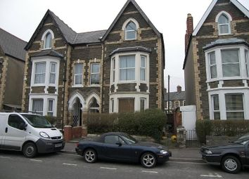 Thumbnail Studio to rent in Wyndham Crescent, Canton, Cardiff