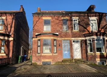 Thumbnail 3 bed semi-detached house for sale in Railway Road, Urmston, Manchester