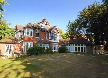 Thumbnail 2 bed flat for sale in Westminster Road, Branksome Park, Poole
