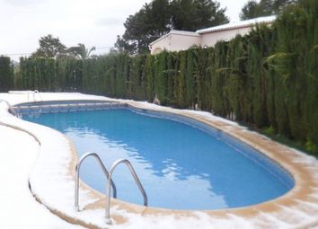 Thumbnail 3 bed apartment for sale in 03749 Jesús Pobre, Alicante, Spain