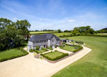 Thumbnail 8 bed detached house for sale in Beauworth, Nr Alresford