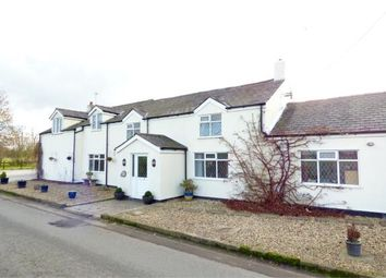 Thumbnail 4 bed detached house for sale in Carver Hey Cottage, Moss Lane, Little Hoole, Preston