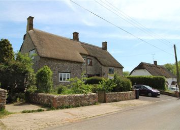 Thumbnail 3 bed semi-detached house for sale in Bridge Cottages, Bridge, Nr Forde Abbey, Somerset