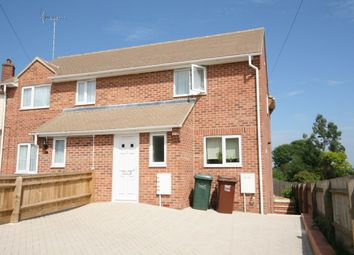 Thumbnail 2 bed semi-detached house to rent in Withycombe Drive, Banbury