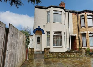 Thumbnail 3 bed terraced house for sale in Wordsworth Street, Hull