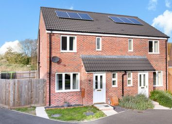 Thumbnail 3 bed semi-detached house for sale in Dartmoor Road, Westbury
