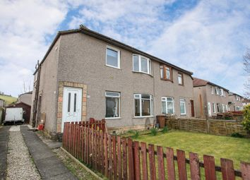 Thumbnail 3 bed flat for sale in Ashcroft Drive, Croftfoot, Glasgow