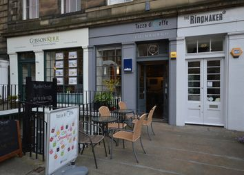 Thumbnail Restaurant/cafe for sale in Dundas Street, Edinburgh