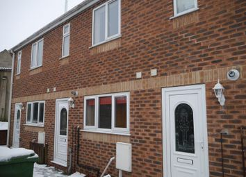 Thumbnail 2 bed terraced house to rent in Butterley Mews, Butterley, Ripley