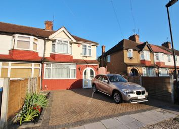 Thumbnail 3 bed terraced house to rent in Woodgrange Gardens, Enfield