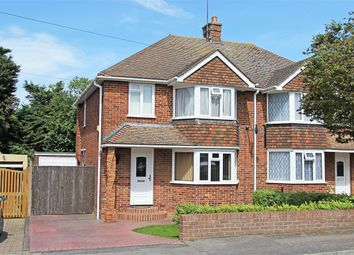 Thumbnail 3 bed semi-detached house for sale in Gayhurst Drive, Sittingbourne, Kent