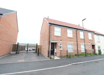 Thumbnail 3 bedroom end terrace house for sale in Tulip Tree Road, Nuneaton, Warwickshire