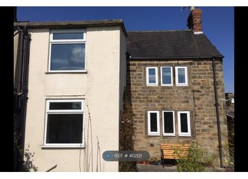 Thumbnail 2 bed semi-detached house to rent in The Nook, Fritchley, Belper
