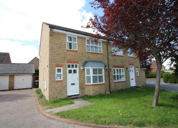 Thumbnail 3 bedroom semi-detached house for sale in St. Georges Road, Sandwich