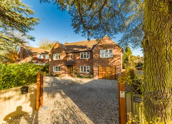 Thumbnail 4 bedroom detached house for sale in Cedars Corner, Goring On Thames