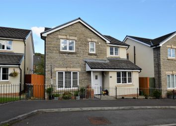 Thumbnail 4 bed detached house for sale in The Dairy, Cross Inn, Pontyclun