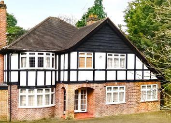 Thumbnail 5 bed detached house for sale in Blackpond Lane, Farnham Royal, Slough