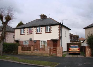 Thumbnail 3 bed semi-detached house to rent in Gloster Road, Old Woking