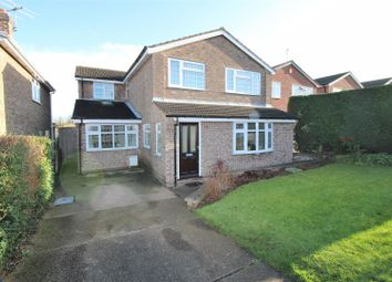 Thumbnail 5 bed detached house for sale in Burton Drive, Beeston, Nottingham